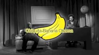 Chiquita Banana Obama (Extended) - The Eric Andre Show