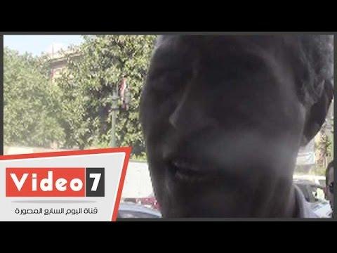 اليوم السابع : بالفيديو.. مواطن للمسئولين: «راعوا محدودى الدخل»