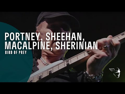 Portnoy, Sheehan, MacAlpine, Sherinian - Birds Of Prey (Live In Tokyo) ~1080p HD