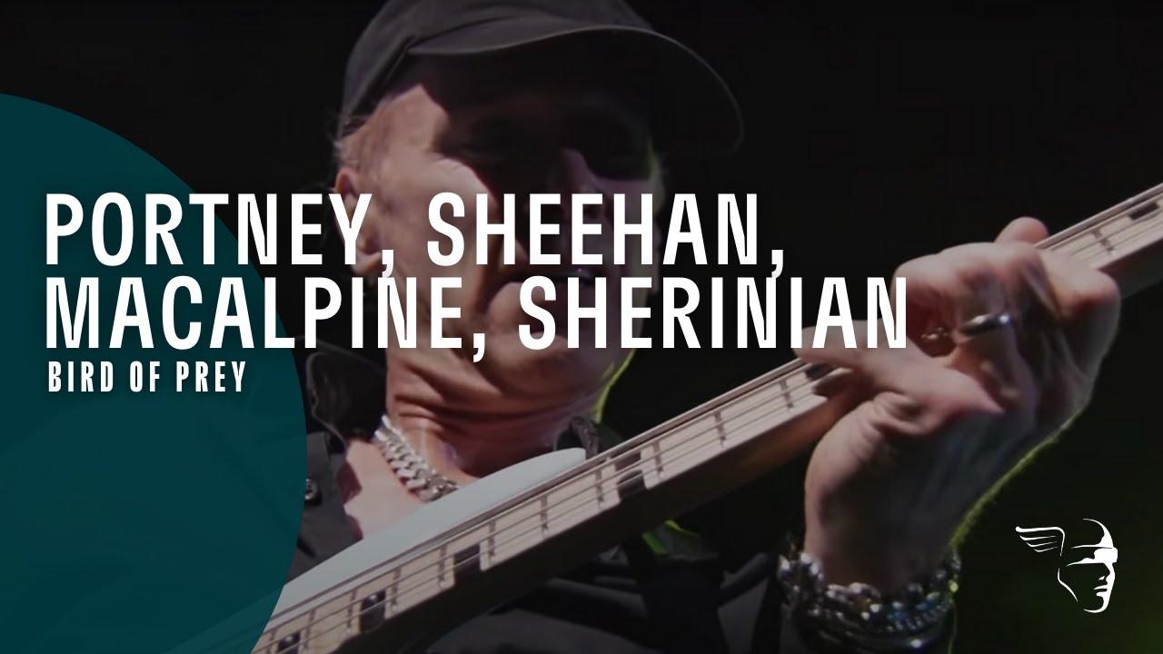Portnoy, Sheehan, MacAlpine, Sherinian - Birds Of Prey (Live In Tokyo)