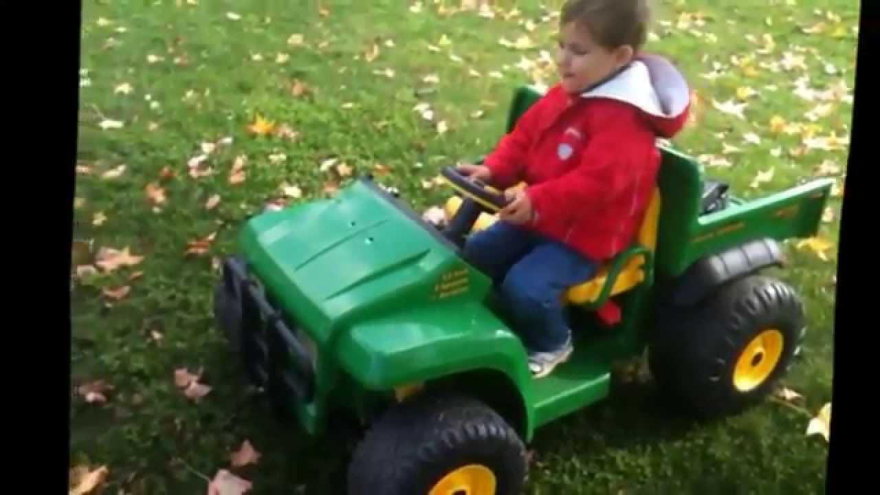 John Deere Ride On Toys >> John Deere Ride On Toy Tractor