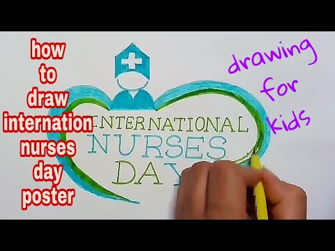How To Draw A Nurse Easy Myhiton