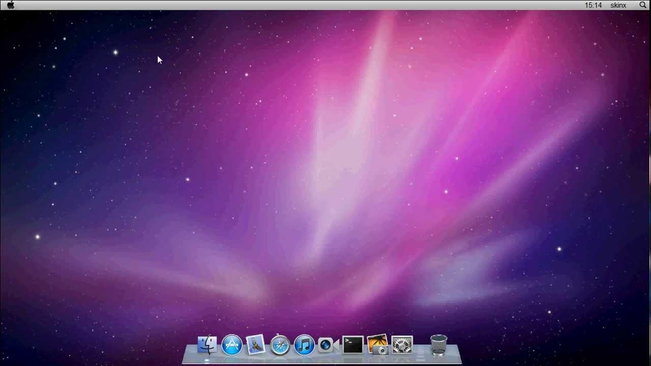 My Mac os X Online