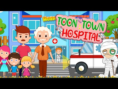 Toon Town: Hospital For Pc - Download For Windows 7,10 and Mac