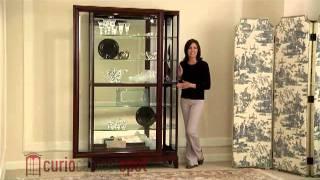 Pulaski Model 20661 Curio Cabinet