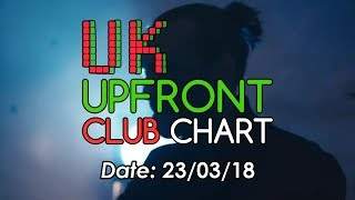 UK CLUB CHART TOP 40 COOL CUTS 23 03 2018