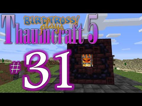 Minecraft Thaumcraft 5 #31 - Infernal Furnace - YouTube