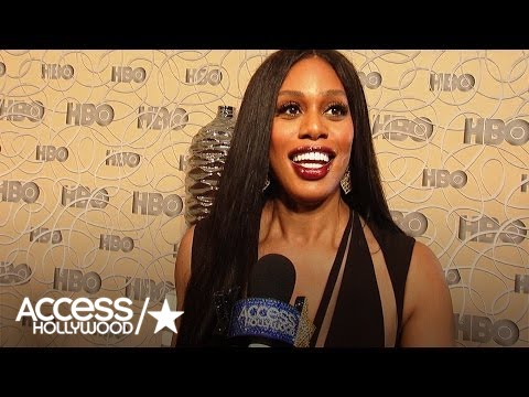 Laverne Cox Shares Her Reaction To Meryl Streep's Golden Globes Speech