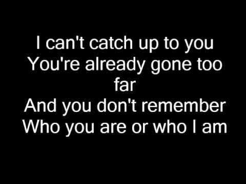 Rehab - Can't Catch Up (Lyrics)