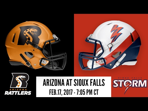 Arizona Rattlers at Sioux Falls Storm