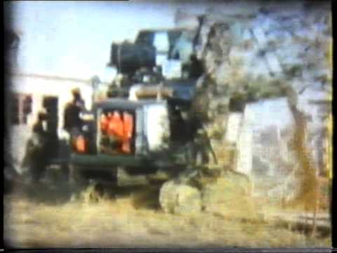 The Building Of Seke And New Highfield (Salisbury, Southern Rhodesia) 1956 part 1