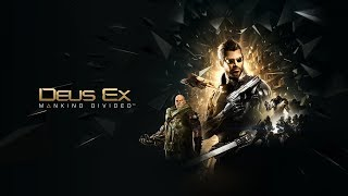Lets Play Deus Ex Mankind Divided Ep1 Prologue PC (no commentary)