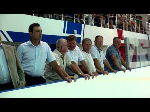 Мастер класс Легенд Хоккея в ЛД Арена Легенд г Озеры