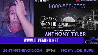 Diving Into Shadow With Anthony Tyler