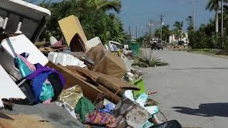 Hurricane Irma vs Chokoloskee