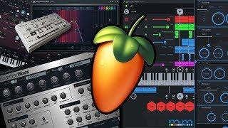 FL Studio - Harmor - Sytrus - Masterclass - Webinar