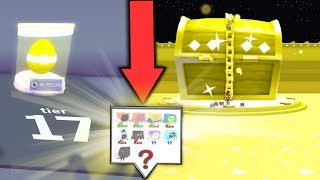 ⭐ NEW UPDATE * GOLDEN WORLD * WITH * HUGE * CRATE!! | ROBLOX ⭐