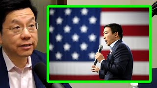 Andrew Yang is Ahead of His Time - Kai-Fu Lee | AI Podcast Clips