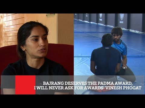 Bajrang Deserves The Padma Award, I Will Never Ask For Awards Vinesh Phogat | Wrestling Updates