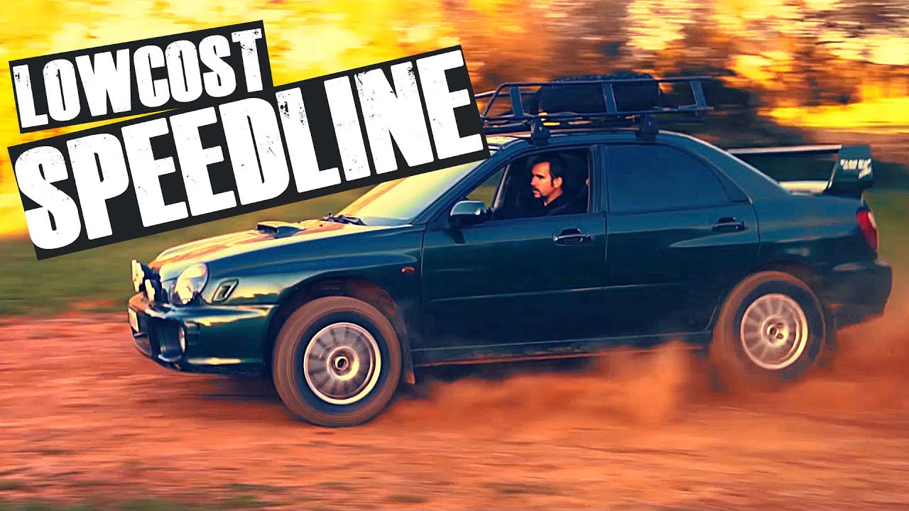 Le montamos unas llantas Speedline al Subaru Impreza! | NACHO DRIFT