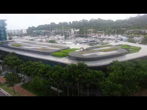 The Residences At W Singapore - Sentosa Cove - View of W Hotel, The Quayside Isle