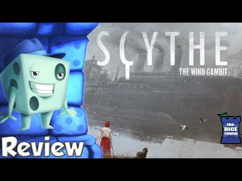 Scythe: The Wind Gambit Review - with Tom Vasel