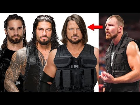 Wrestlers Rumored to Join The Shield Replacing Dean Ambrose - Top 5