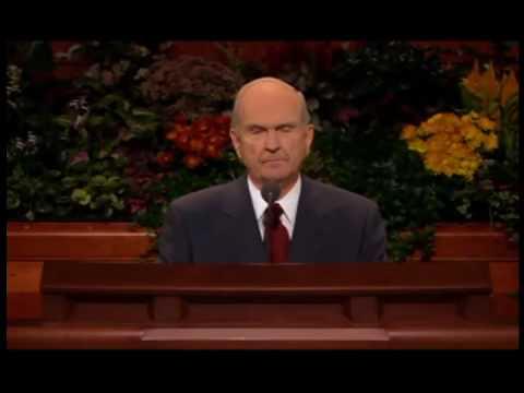 Elder Russell M. Nelson: