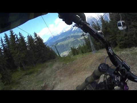 Pro Downhill Bikepark Planai Schladming 2016