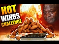 Thando Talks | SPICY WING CHALLENGE WITH A TWIST!?