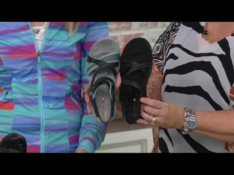 609398b5e7c6 Merrell Leather Sport Sandals - Vesper Lattice on QVC