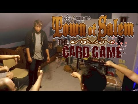 Town of Salem Card Game - The Perfect Decision!