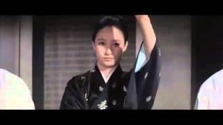 江波杏子さん 「入ります」 まさに「クール&ビューティー」ですね!