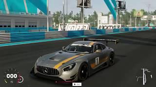 The Crew 2-Mercedes Benz AMG GT3