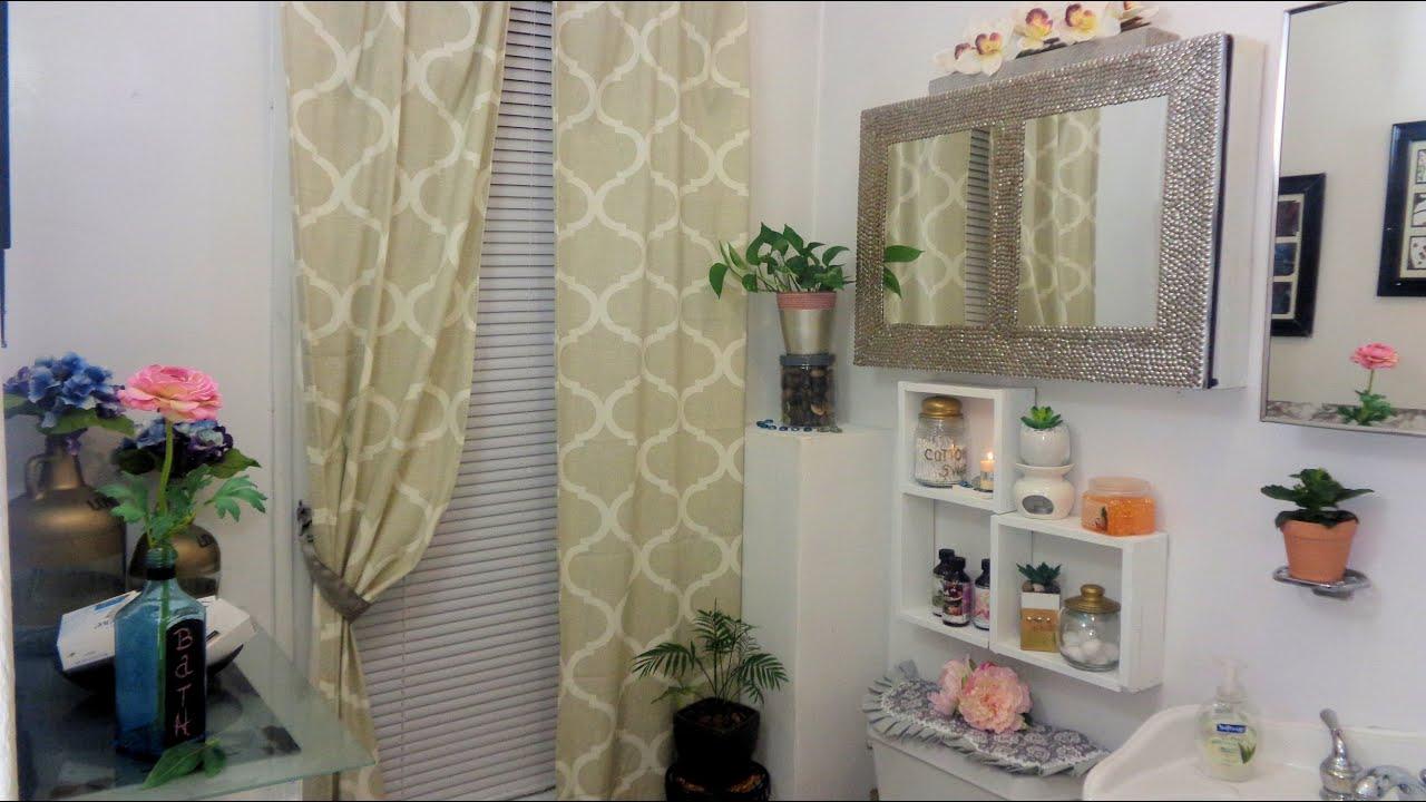 Organizador para baño / DIY Muebles organizadores - YouTube