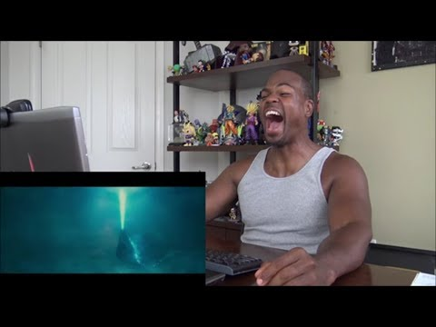 GODZILLA 2: KING OF THE MONSTERS Official Trailer #1 - REACTION!!!