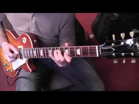 Gibson Les Paul CS R9 SD Pickups SH-1 Model59