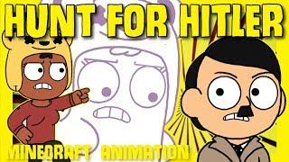 Hunt For Hitler | Minecraft Animation