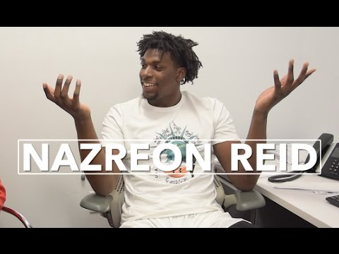 Naz Reid of Sports U Interview - Personal Growth After 9th Grade, Advice From Karl Anthony Towns