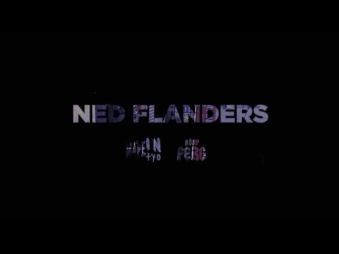 MADEINTYO - Ned Flanders Ft. A$AP Ferg (Official Lyric Video)