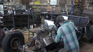 How To Smooth Body Seams with a Tig Welder - The Ford Free-T - Ep. 41