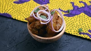 How To Make Nkwobi (Spicy Cow Foot)