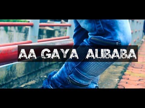 AA GAYA ALIBABA - INTRO TO HIP HOP