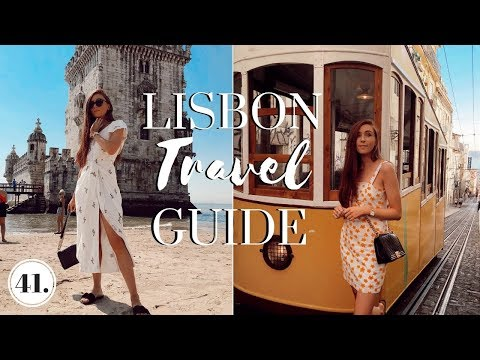 3 DAYS IN LISBON - Best things we did!  | Vlog 41