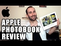 APPLE PHOTO BOOK - REVIEW
