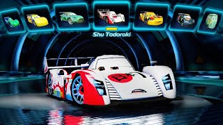 Todoroki On The Wall (Cars 2: The Video Game Let's Play Ep.6)