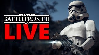 GENERAL GRIEVOUS IN 13 DAYS/NEW VOICE LINES! Star Wars Battlefront 2 Live Stream #190