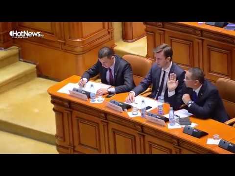 Ce nu s-a vazut la TV in ziua cand PSD si-a picat guvernul prin motiune de cenzura