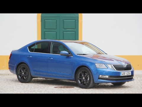 essai skoda octavia restyl e 2017 bonifi e youtube. Black Bedroom Furniture Sets. Home Design Ideas
