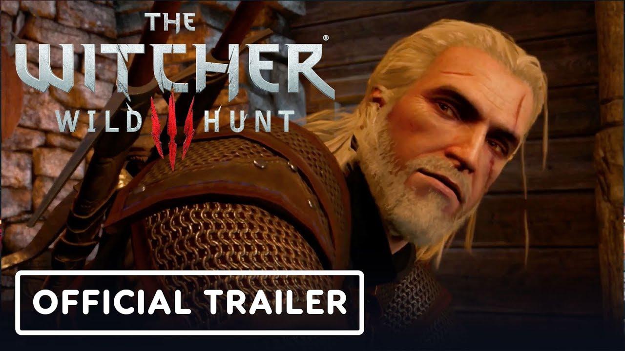 The Witcher 3 auf Switch Erscheinungsdatum Trailer - Gamescom 2019 + video